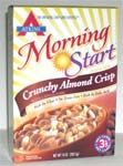 atkin's morning start breakfast cereal